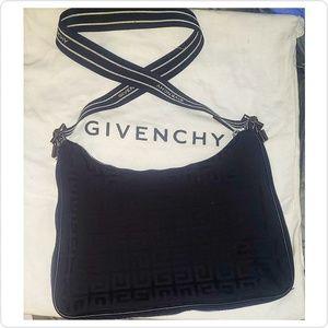 Givenchy Canvas Shoulder/ crossbody bag